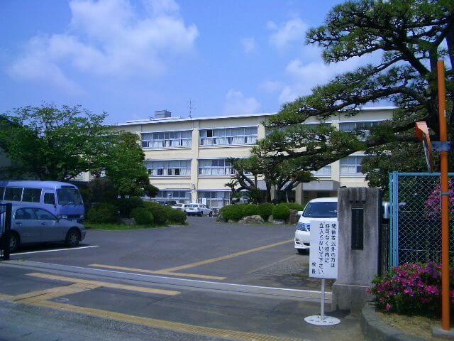 県立清水西高等学校